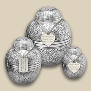 Silver Oak Cremation Urns