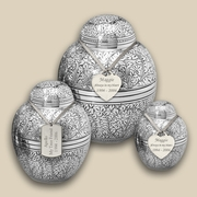 Silver Oak Pet Urns