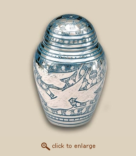 Traditional Going Home Cremation Urn - Keepsake