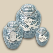 Traditional Going Home Pet Urns