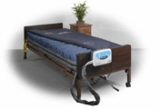 8800 ALTERNATING PRESSURE MATTRESS WITH DIGITAL MICRO PROCESSOR