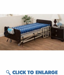 alter therapeutic pressure mattress system stage 4 - Therapeutic Mattress