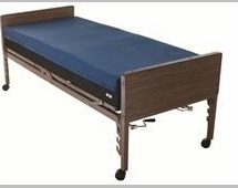 BALANCE AIR SELF-ADJUSTING NON-POWERED MATTRESS