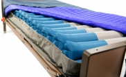"Bariatric True Low Air Loss Mattress and Pump System 42"" Width"