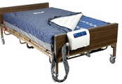 Queen Bariatric Plus Alternating Pressure Mattress  60""