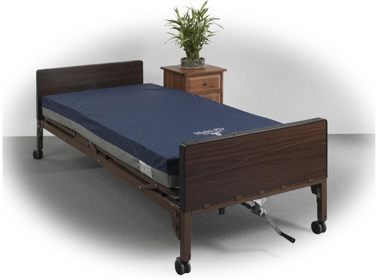 gel infused pressure mattress