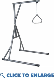 FREE STANDING MEDICAL TRAPEZE