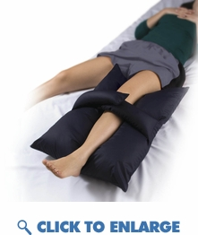 HEEL SUSPEND PILLOW  (PAIR)