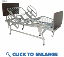 Long Term Care Full Electric Hospital Bed by Drive