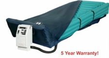 TRUE LOW AIR LOSS MATTRESS SYSTEMS