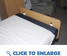 MEDICAL MATTRESS LENGTH EXTENDER