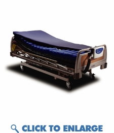PM 8080 Hospital air mattress system stage 4