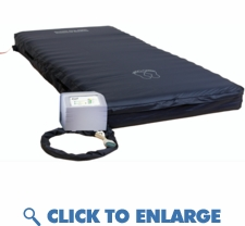 Pro 8000 Bariatric Alternating Pressure Mattress System 42