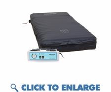 Pro 3000 Alternating Pressure Mattress System 8