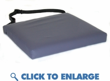 ZERO ELEVATION GEL CUSHION