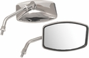 Edge Chrome Mirrors for Motorcyces