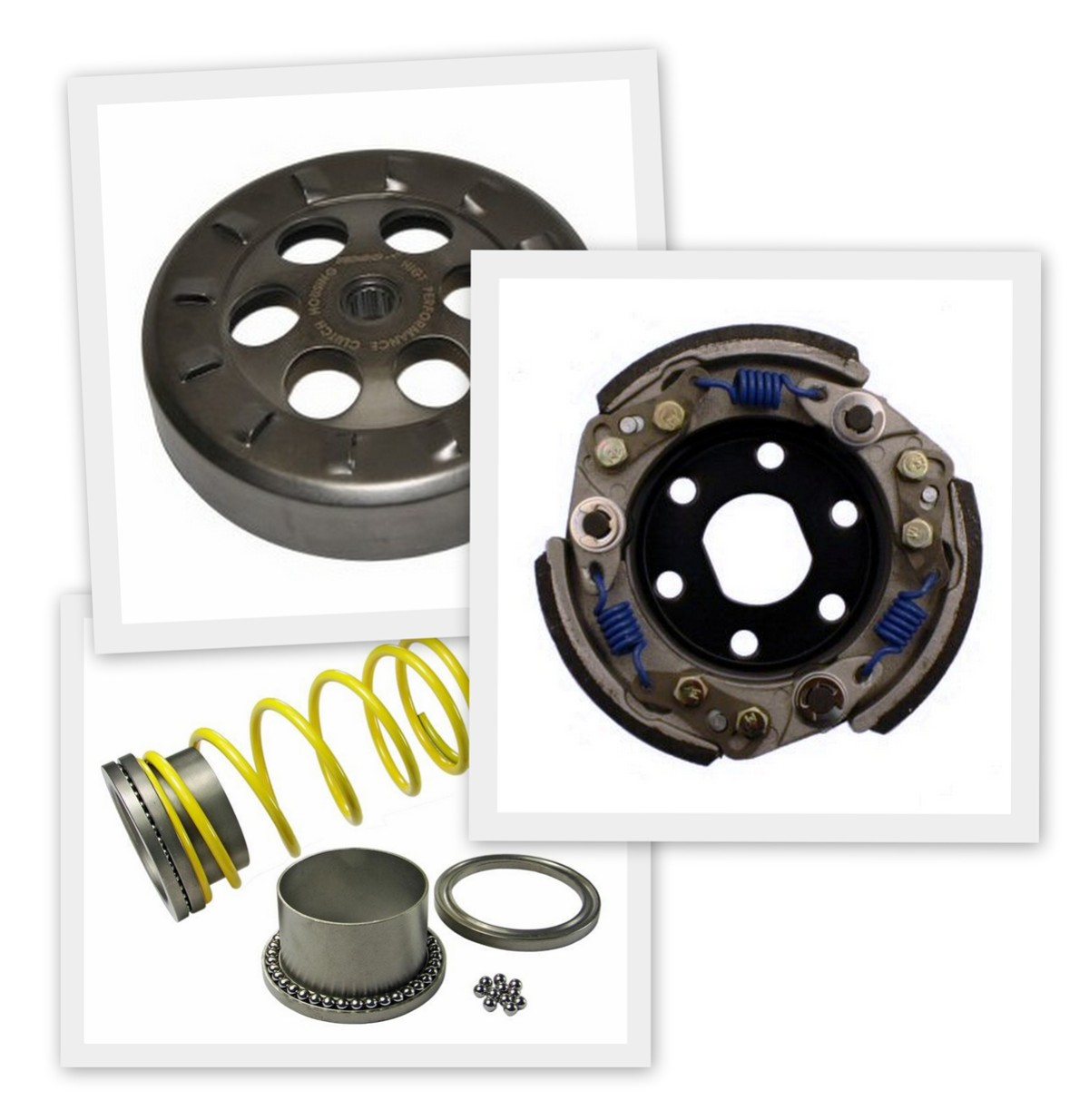 High Performance 50cc Scooter Clutch Kit