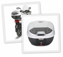 Honda PCX Top Case with Mounting Hadware