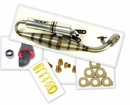 Minarelli Yamaha Zuma 50/70 Exhaust CVT  Performance Kit