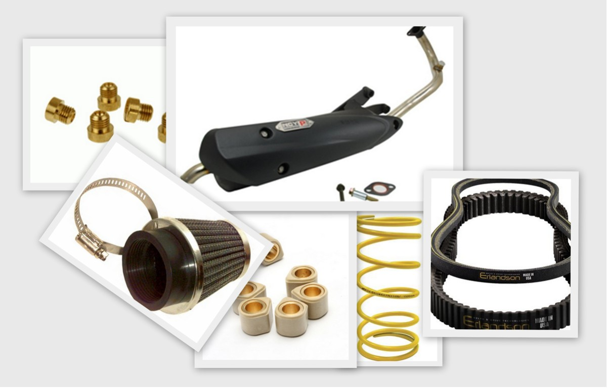 Yamaha Vino 125 Performance Kit Best Buy
