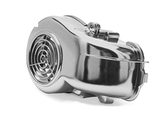 Yamaha zuma chrome fan cover for Yamaha zuma scooter cover