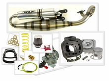 Yamaha Zuma Performance Engine CVT Kit
