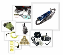 Yamaha Zuma Performance Engine Kit
