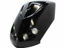 Yamaha Zuma SRD Visual Front panel