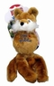 3 PACK WUBBA FRIEND, Color: BROWN; Size: LARGE (Catalog Category: Dog:TOYS)