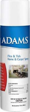 Adams Flea & Tick Home & Carpet Spray 16oz