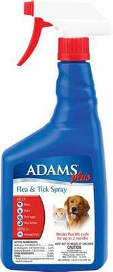 Adams Plus Flea & Tick Spary 32oz