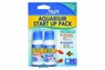 API Aquarium Start Up Pack Stress Coat & Quick Start 1oz bottles
