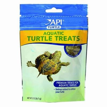 API Aquatic Turtle Treats 2oz