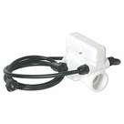 Aqua Logic 1 inch Flow Switch, 10A, 115V for Chillers up to 1/3HP (FS-1)