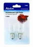 Aqueon Bulb Incandescent Clear 5 Watt 2pk