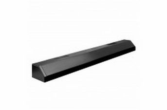 Aqueon Deluxe Fluorescent Strip Light Black 36in
