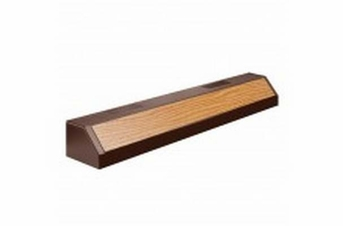 Aqueon Fluorescent Strip Light Oak 24in