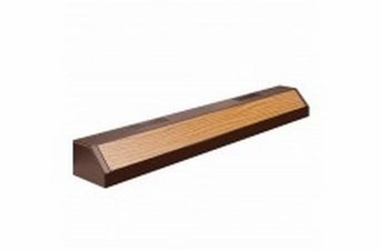 Aqueon Fluorescent Strip Light Oak 30in
