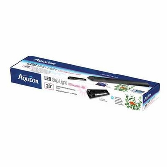 Aqueon Striplight LED Black 20in