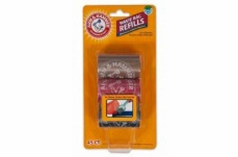 Arm & Hammer Litter Scoop Waste Bag Refills 3ct