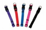 Aspen Pet Core Nylon Adjustable Dog Collar Red 1in X 16-26in