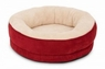 Aspen Pet Structured Round Bed Assorted 20in