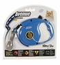 Avenue Retractable Cord Leash for Dogs, Extra Small, 10', Blue, From Hagen