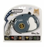 Avenue Retractable Cord Leash for Dogs, Extra Small, 10', Gray, From Hagen