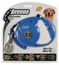 Avenue Retractable Cord Leash for Dogs, Large, 26', Blue, From Hagen