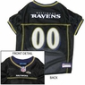 Baltimore Ravens NFL Dog Jersey - Large