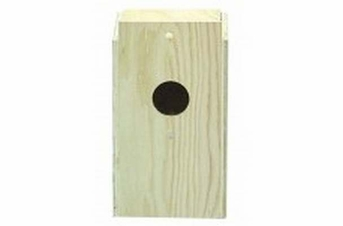 Bird Brainers LoveBird Nesting Box External Mounting