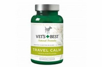 Vet's Best Travel Calm 40 Tabs