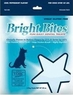 Bright Bites Daily Dental Chews Large Peppermint Trial Pack, 5 Lb Case