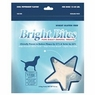 Bright Bites Daily Dental Chews Medium Peppermint Pouch, 9.6 Oz Each